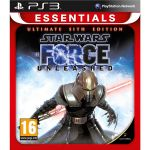 Star Wars: The Force Unleashed Ultimate Sith Edition Essentials