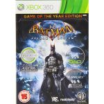 Batman: Arkham Asylum Game of the Year Edition Classics