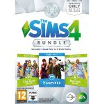 The Sims 4 Bundle (Kids Room & Backyard Stuff + Vampires) - Code in a Box