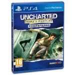 Uncharted: Drake's Fortune Remastered