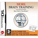 More Brain Training from Dr. Kawashima: How Old Is Your Brain? - No Box