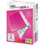 New Nintendo 3DS XL Pink-White