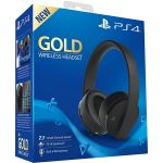 Sony New Gold Wireless Headset