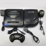 Sega Genesis ΙΙ + Sega CD ΙΙ