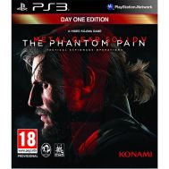 Metal Gear Solid V: The Phantom Pain D1 Edition