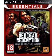 Red Dead Redemption Game of the Year Edition Essentials