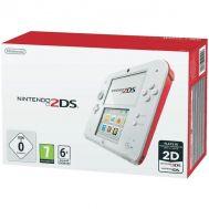 Nintendo 2DS White-Red + New Super Mario Bros. 2 Special Edition