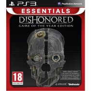 Dishonored Game of the Year Edition Essentials