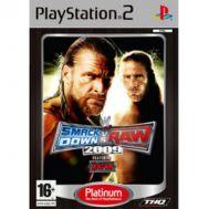 WWE SmackDown vs. Raw 2009 Platinum