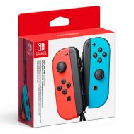 Nintendo Switch Joy-Con Pair Red & Blue
