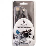 Spartan Gear USB Charging Cable 3m