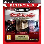 Devil May Cry HD Collection Essentials