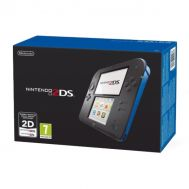 Nintendo 2DS Blue-Black