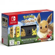 Nintendo Switch Pokemon: Let's Go, Eevee! Bundle