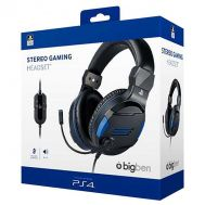 BigBen Stereo Gaming Headset V3 - Sony Officially Licensed