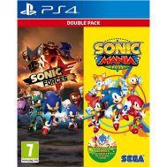Sonic Forces + Sonic Mania Plus Double Pack