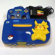 Nintendo 64 Pokemon Pikachu