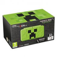 New Nintendo 2DS XL Minecraft Creeper Edition