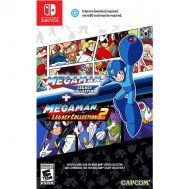 Mega Man Legacy Collection + Mega Man Legacy Collection 2