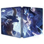 Monster Hunter World: Iceborne Master Steelbook Edition