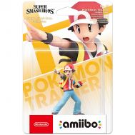 Nintendo amiibo Super Smash Bros. - Pokemon Trainer Figure No.74