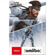 Nintendo amiibo Super Smash Bros. - Snake Figure No.75