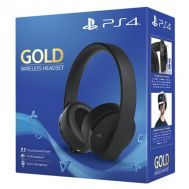 Sony Gold Wireless Headset Black