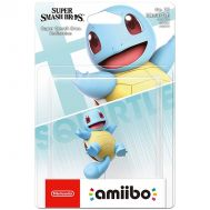 Nintendo amiibo Super Smash Bros. - Squirtle Figure No.77