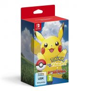 Pokemon: Let's Go, Pikachu! + Poke Ball Plus Limited Edition