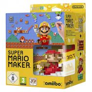 Super Mario Maker +  Mario 30th Anniversary - Classic Colour amiibo Figure