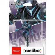 Nintendo amiibo Super Smash Bros. - Dark Samus Figure No.81