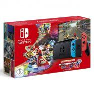 Nintendo Switch Red & Blue Joy-Con 32GB Version 2019 + Mario Kart 8 Deluxe