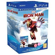 Marvel's Iron Man VR & Sony Playstation Move Twin Pack
