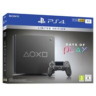 Sony PS4 Slim 1TB Days of Play Limited Edition