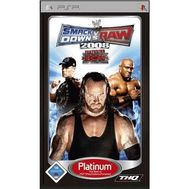 WWE SmackDown vs. Raw 2008 Platinum