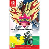 Pokemon Shield + Expansion Pass