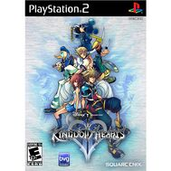 Kingdom Hearts II - USA Region