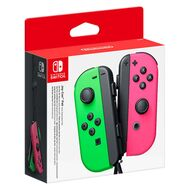 Nintendo Switch Joy-Con Pair Neon Green & Neon Pink