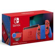 Nintendo Switch Mario Red & Blue Edition 32GB