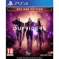 Outriders D1 Edition