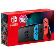 Nintendo Switch Red & Blue Joy-Con 32GB + Just Dance 2020