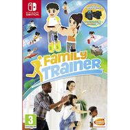 Family Trainer With Leg Bands