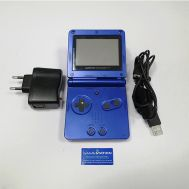 Game Boy Advance SP Blue