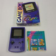 Game Boy Color Purple