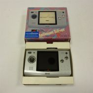 Neo Geo Pocket Platinum Silver