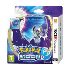 Pokemon Moon Steelbook Edition