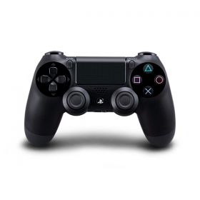 Sony Dualshock 4 Wireless Controller V2 Jet Black