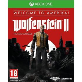 Wolfenstein II: The New Colossus Welcome to Amerika Edition