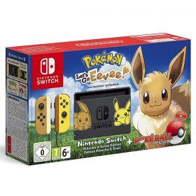 Nintendo Switch Pokemon: Let's Go, Eevee! Bundle