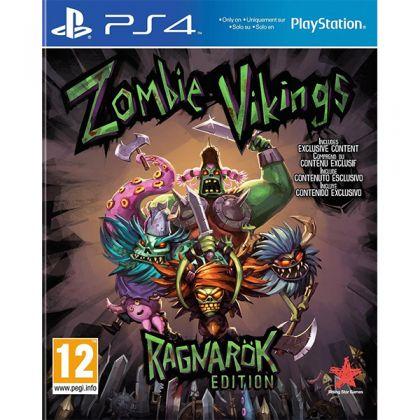 Zombie Vikings Ragnarok Edition